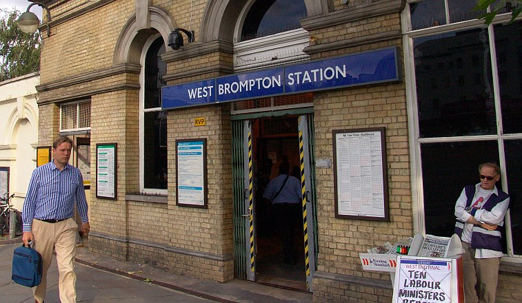 west brompton locksmith